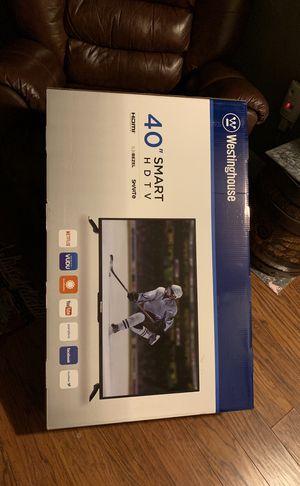 40 inch tv for Sale in Taunton, MA