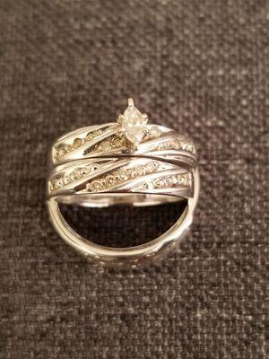 Wedding ring set for Sale in Riverside, CA