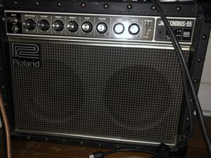 Roland Jazz-Chorus 55 - Guitar amp for Sale in Clarksburg, MD