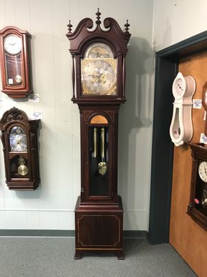 ANTIQUE WALTHAM GRANDFATHER CLOCK for Sale in Austin, TX