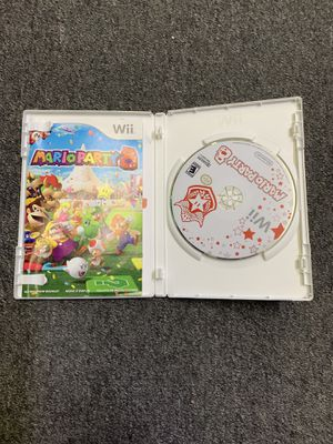 Nintendo Wii Mario Party 8 Complete in Box for Sale in Lakewood, OH