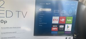 32 inch smart tv $150 delivery come standard I'll deliver for Sale in Philadelphia, PA