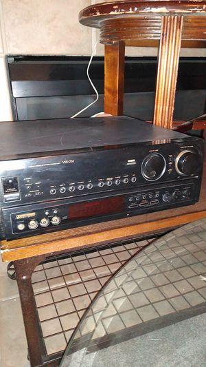 Pioneer amplifier with set of Mistibishi speakers. for Sale in Salt Lake City, UT