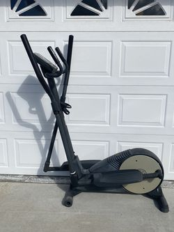 Selling A Used Gold Gym Stride Trainer 380 for Sale in Corona,  CA