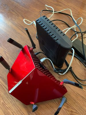 Arris Modem/Router D-Link for Sale in Vancouver, WA