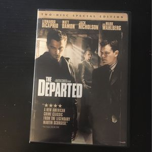 The Departed - 2 Disc DVD for Sale in Fullerton, CA