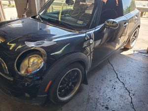 Parting Out 2011 MINI Cooper Midnight Black Metallic for Sale in Irving, TX