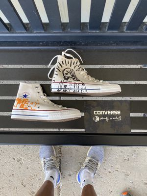 Converse Andy Warhol 2015 Collection (1/200) for Sale in Grayslake, IL