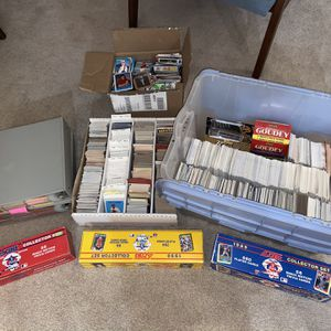 Baseball Card Collection. Tons Of Good Stuff for Sale in Shoreline, WA