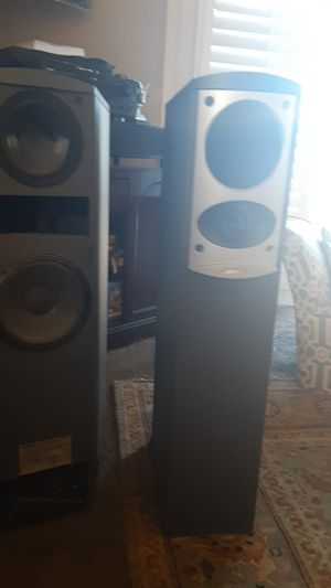 BOSE HOME TOWER SPEAKERS LEFT AND RIGHT, for Sale in Las Vegas, NV