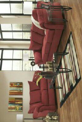 [SPECIAL] Darcy Salsa Living Room Set Couch Sofa for Sale in Houston, TX
