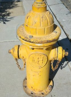 Vintage 1965 Fire Hydrant PRICE is FIRM for Sale in Las Vegas,  NV