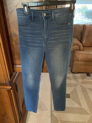 Teenager/woman's Ambercrombi Fitch jeans size 2 waist 26 for Sale in Fresno, CA