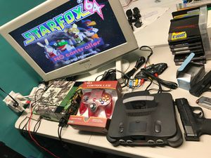 Nintendo 64 star fox for Sale in Coral Gables, FL