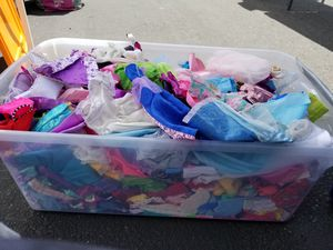 Barbie and Doll Clothes for Sale in Sacramento, CA