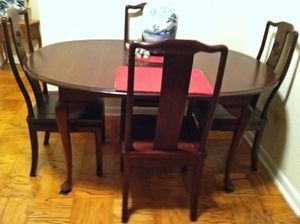 Beautiful Cherrywood dining table ( just table) for Sale in Hyattsville, MD