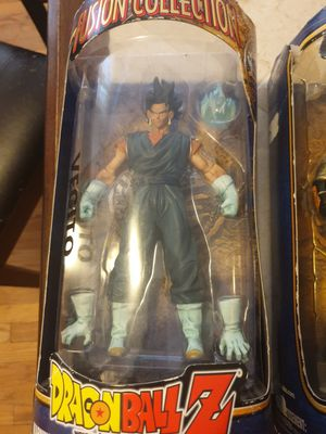 12 in Dragonball z movie figures by iflabs for Sale in Chicago, IL