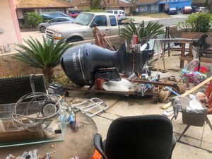 2012 Yamaha outboard 250 hp 4stroke complete for Sale in San Diego, CA