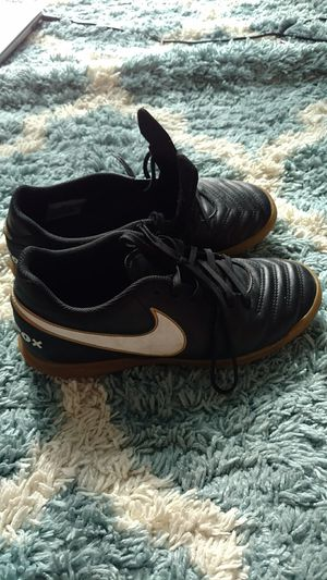 Nike tiempo x indoor soccer shoes for Sale in Washington, DC