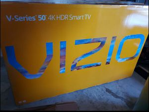 Vizio V Series 50 inch Smart TV. NEW in box for Sale in Houston, TX