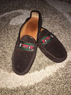Gucci Kanye Bit Loafer Suade (men's) for Sale in Durham, NC
