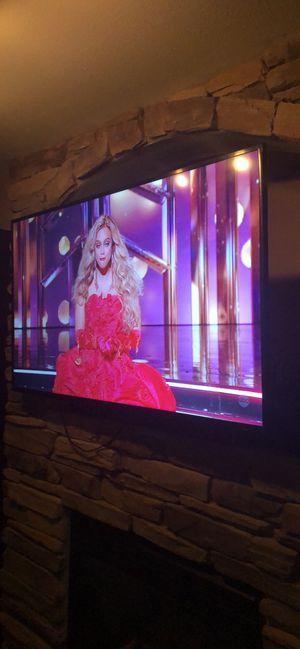 Samsung tv 4K 55 inch for Sale in Seattle, WA