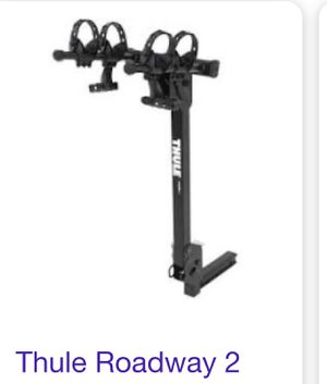 Thule Roadway 2 Bike Hitch Carrier brand new for Sale in Atlanta, GA