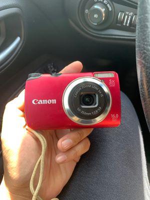 Canon camera for Sale in Escondido, CA