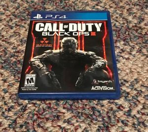 Black Ops 3 PS4 Used for Sale in San Bernardino, CA