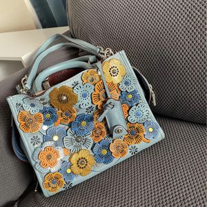 Discontinued Coach Rouge 25 Tea Rose Purse for Sale in Austin, TX