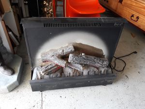 Indoor Fireplace Electric Heater for Sale in Orcutt, CA