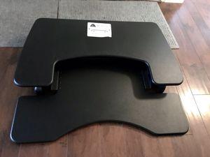 VARIDESK / Height-Adjustable Standing Desk-Pro Plus 36 / Black for Sale in Dublin, CA