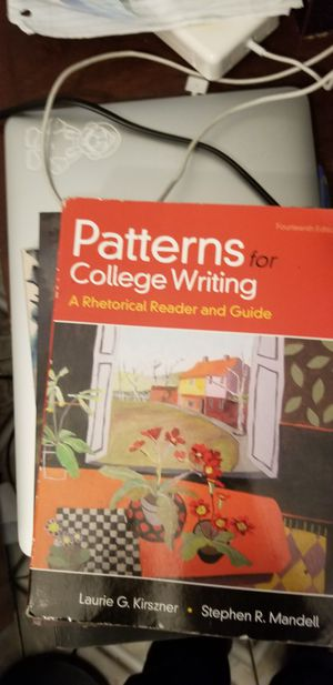 Pattern for college writing for Sale in San Jose, CA