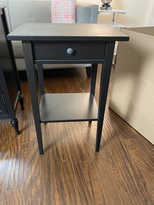 ikea nightstand! barely touched! for Sale in Los Angeles, CA