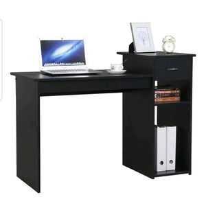 Desk with drawer and storage for Sale in Acworth, GA