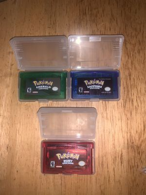 Pokémon Games for Sale in Long Beach, CA