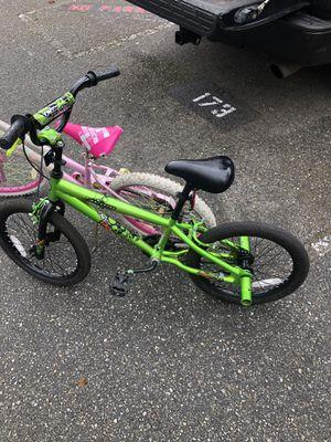 Two bikes for Sale in Everett, WA