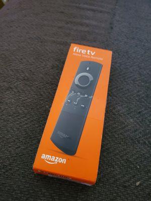 New Firestick remote (open box) for Sale in Las Vegas, NV