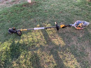 Dewalt New FlexVolt weed trimmer -tool only for Sale in San Bernardino, CA