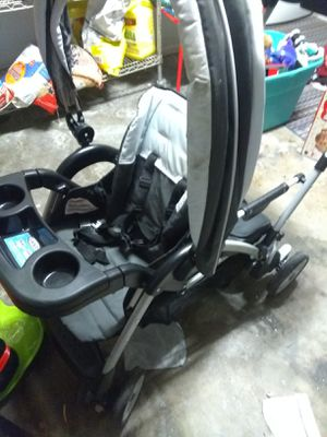 Double seat stroller for Sale in Tampa, FL