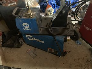 Miller 456 CC/ CV with Stick MiG machine for Sale in Lexington, KY