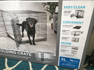Dog crate xl new for Sale in Adelphi, MD