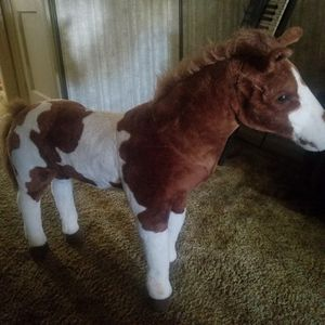 Stuffed animal horse for Sale in Parma, OH