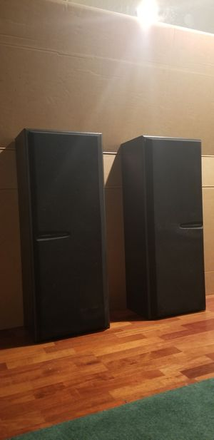 Kenwood JL-773 Tower Speakers for Sale in Tacoma, WA