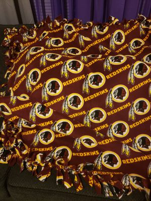 NFL throw blankets for Sale in Farmville, VA