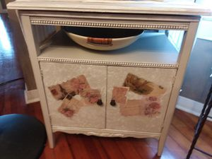 Refurbished record cabinet for Sale in Davenport, IA