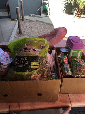 Free foods for Sale in Phoenix, AZ