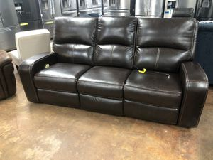 Electric recliner sofa for Sale in Wenatchee, WA