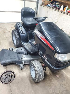 Craftsman gs6500 54 inch mower tractor for Sale in Newburgh Heights, OH
