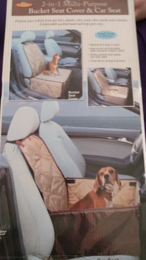 Bucket Seats Cover and Car Seat for Sale in Lima, OH